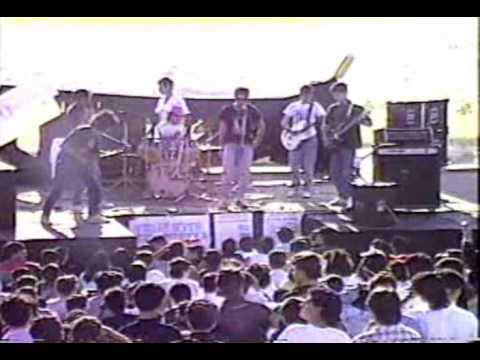 Open Jam at Adana University - Adana, Turkey - May 19, 1990 - Part 1 of 4