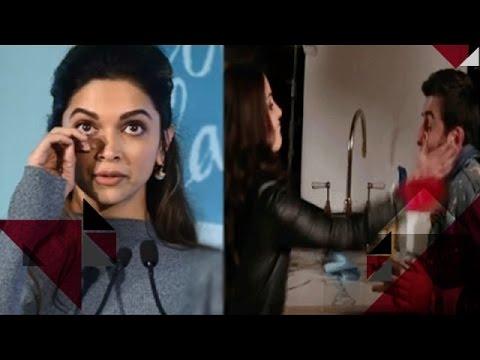 Deepika Padukone Breaksdown In Public | Anushka Slapped Ranbir Thrice