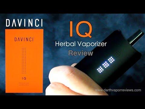 Davinci | IQ | Herbal Vaporizer | Review