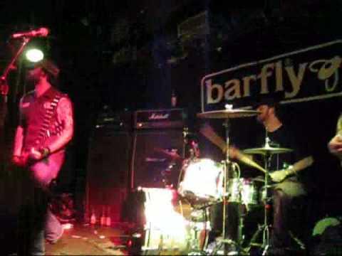 "Viking Skull ""Blackened Sunrise"" 2008.Jan.28  London:Barfly"