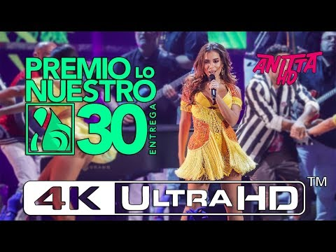 Anitta VENENO Premio Lo Nuestro 2019 ULTRA  4K - PERFORMANCE COMPLETA