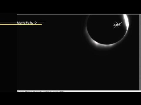 Eclipse 2017 - NASA TV Media Channel