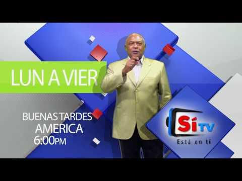 Promo Buenas Tardes America SITV 720P