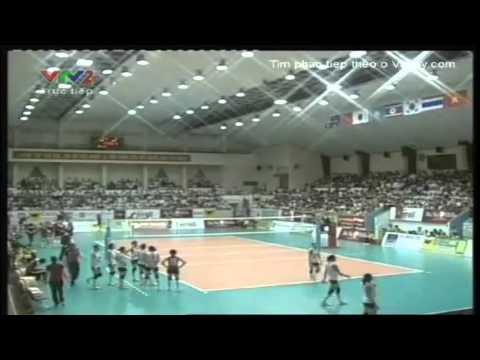 VTV Sun Group Cup 2011[Pool A]:VietNam Vs Kazakhstan