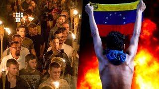 Ким є ультраправі в США та досвід Майдану для Венесуели