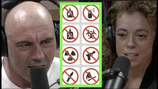 Banned Airplane Items Don't Make Sense w/Michelle Wolf | Joe Rogan
