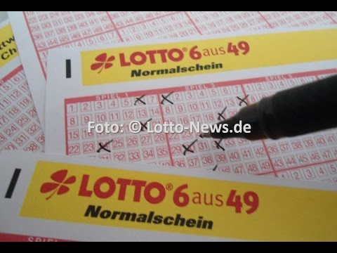 live ziehung lotto am samstag