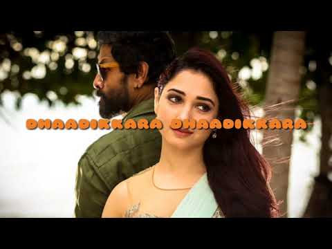 SKETCH MOVIE || DHAADIKARAN LYRICS SONG ||...