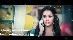 Ek Villain Dialogue Whatsapp Status | Aisha Muje Naukri Mil Gai Dialogue | Shraddha  Kapoor  Sha