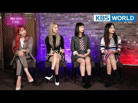 Entertainment Weekly | 연예가중계 - UNB, EXID, Lee Joon, Kim Mooyul etc. [ENG/CHN/2018.04.16]