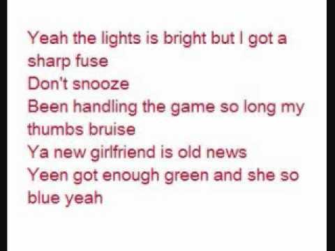 Lil Wayne-fireman lyrics