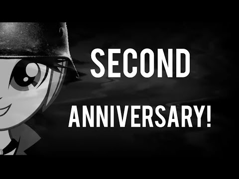 2nd CHANNEL ANNIVERSARY! + HOI4 mod announcement |