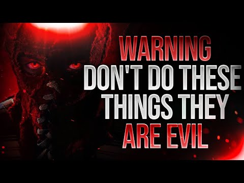 They Don't Want You To Know This! This Will Change Everything You Know About Evil