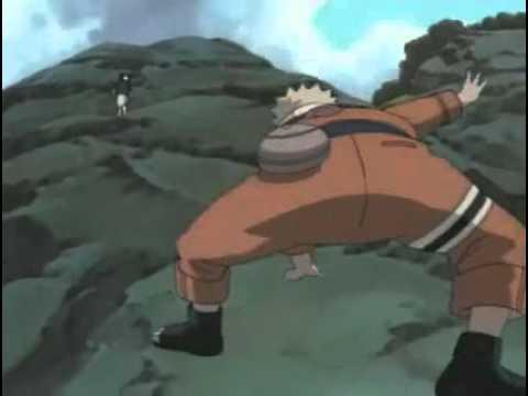 Naruto vs Sasuke- Crossfade- No Giving Up