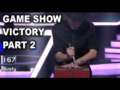 Rusty Cage's Game Show Victory (Part 2)