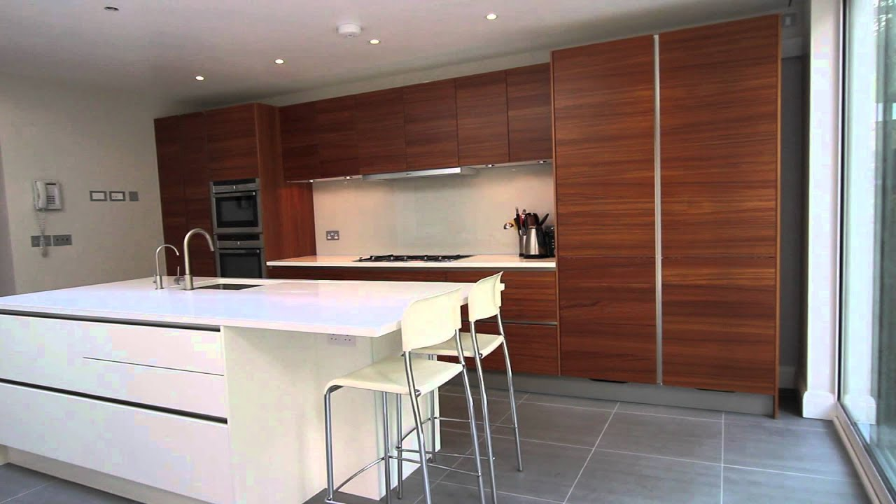 German Kitchen Installed By LWK Kitchens   YouTube