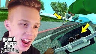 Прохождение GTA San Andreas от Первого Лица! #10 Вылетов быть не должно!