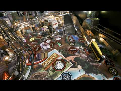 jurassic-park-pinball-pro-model-game-features