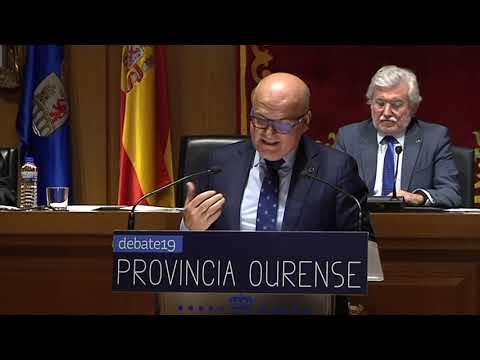 Pleno sobre el estado de la provincia 13 11 19
