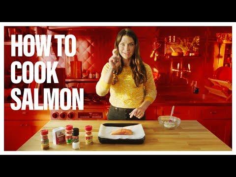 How to Bake Salmon   Flavor Maker Series   McCormick