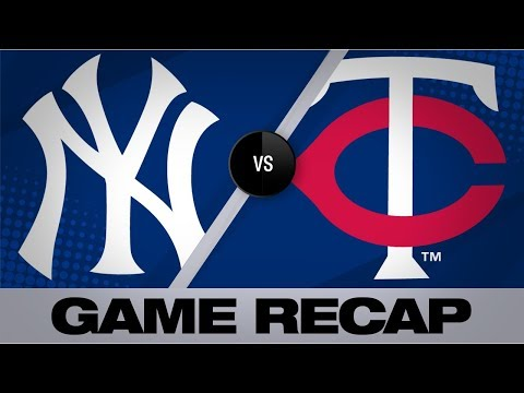 garver-homers-twice-in-twins'-8-6-win- -yankees-twins-game-highlights-7/22/19