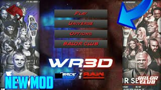 how to download wr3d wwe 2k18 mod in android