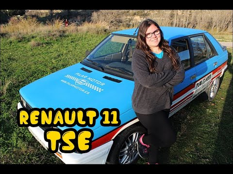 NUESTRO RENAULT 11 TSE