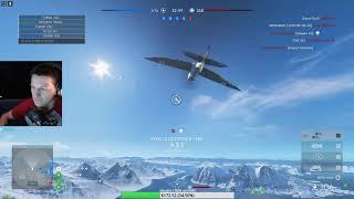 BFV - Spitfire MK VA on Fjell 652