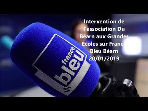 // PRESSE // DBGE invité sur France Bleu Béarn