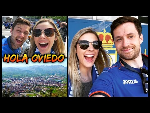 HOLA OVIEDO! | SPEN & ALEX IN SPAIN!