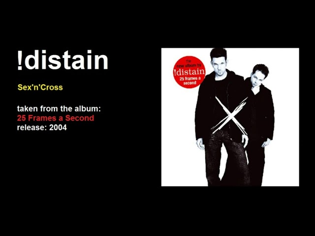 !distain - Sex'n'Cross