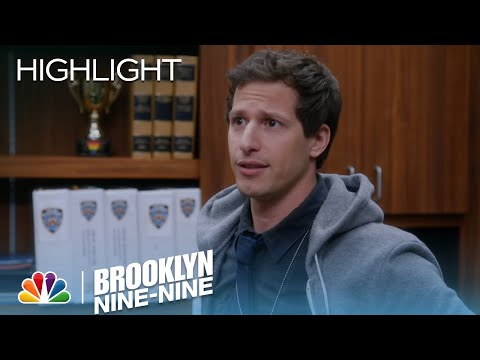 Brooklyn Nine-Nine - Jake's Abuse of Power as Holt's Security (Episode Highlight)