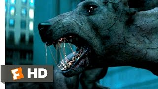 I Am Legend (5/10) Movie CLIP - Infected Dogs (2007) HD