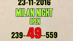 satta matka milan night single open 23 now 2016