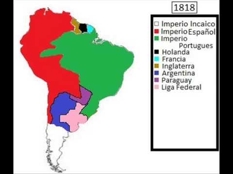 Historia de Sudamérica ( South America´s History)
