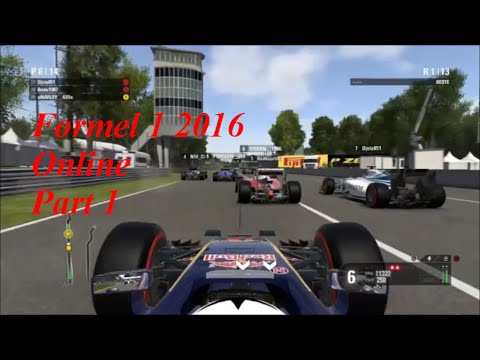 formel 1 2016 online ps4 part 1 gameplay german deutsch