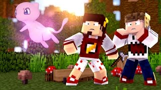 Minecraft: MEW? - POKEMON Ep.22 ‹ AMENIC ›