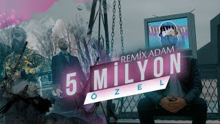 Remix Adam – 5 Milyon Ft Velet mp3 indir