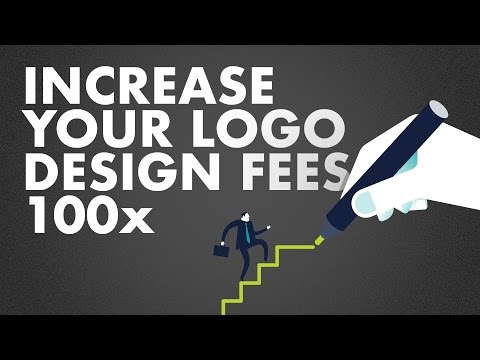 🔴 Step One: How To Charge 100x More For Logo Design | The Fu