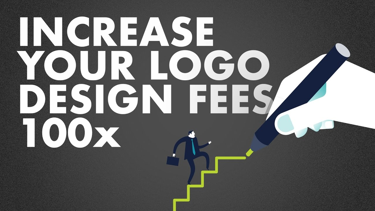 Poster design how much to charge - Step One How To Charge 100x More For Logo Design The Futur Live