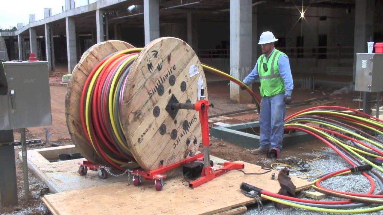 how to pull electrical wire