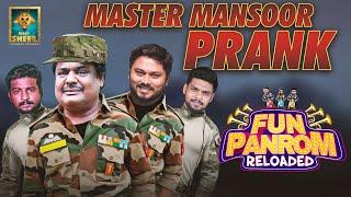 FUN PANROM | MASTER MANSOOR PRANK | BLACKSHEEP