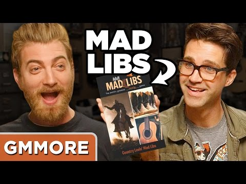 Playing Adult Mad Libs