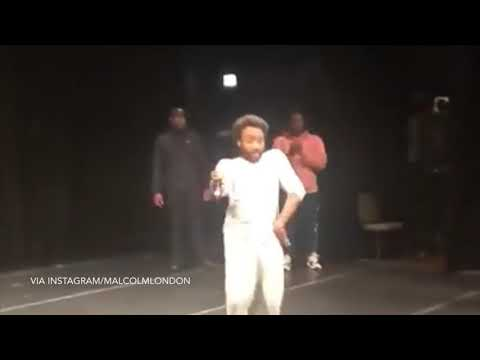 Donald Glover Performs This Is America Live For Chicago Kids - CH News