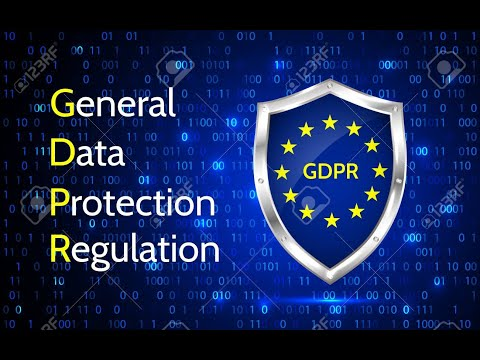 Gdpr Explained - The Gdpr Explained In 75 Seconds
