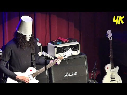 BUCKETHEAD | Live @ Ardmore Music Hall (Sept 24, 2016) [4K]