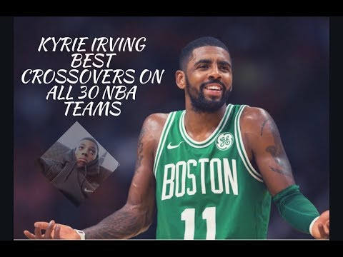 Kyrie Irving BEST CROSSOVERS on ALL 30 NBA TEAMS