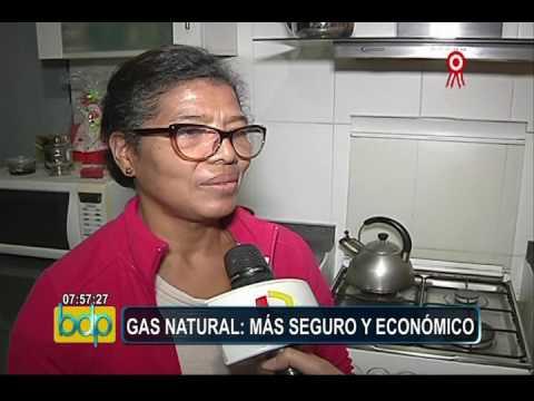 Sepa cuales son los beneficios de usar gas natural en casa for Gas natural en casa