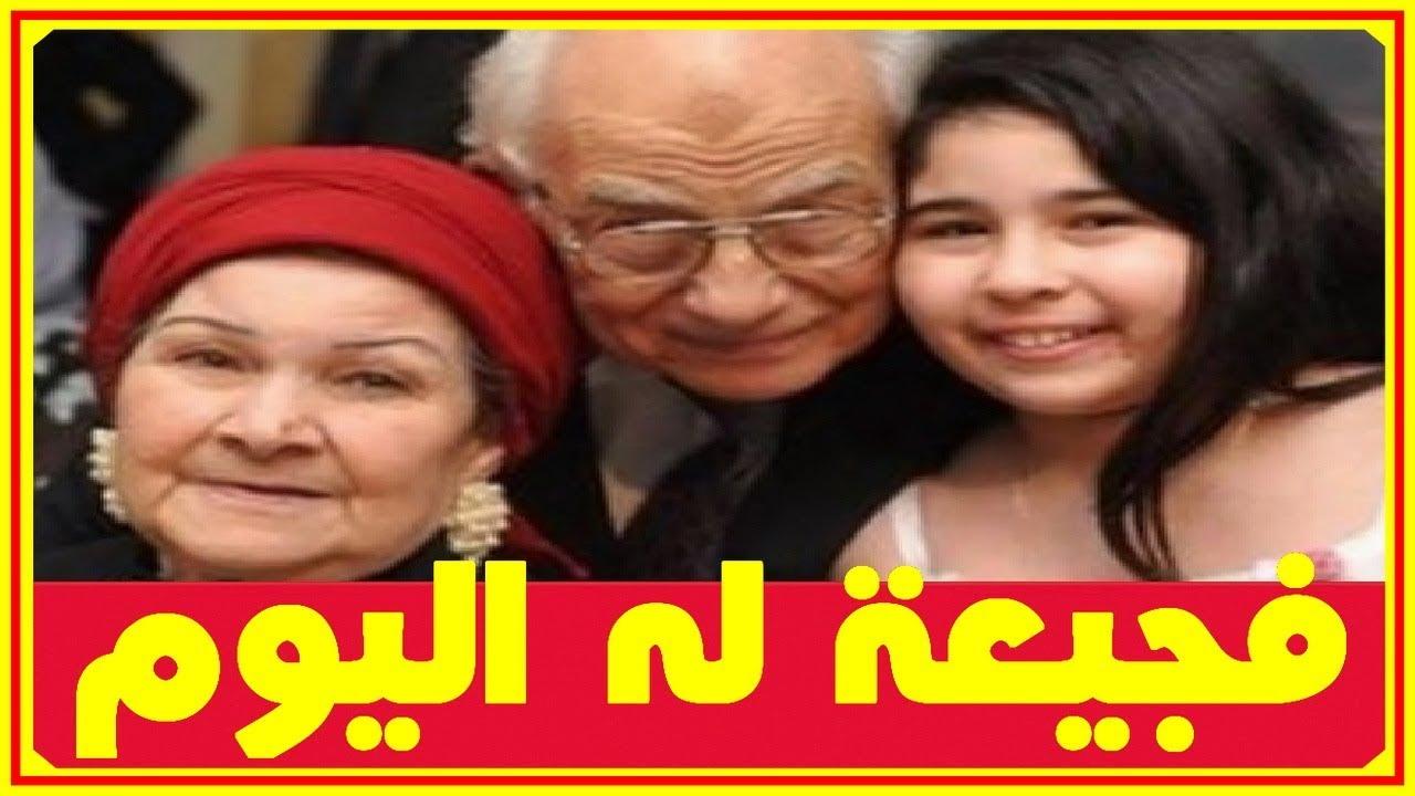 بعد ر حيل إ بـ نه رشوان توفيق يفـ جـ ع اليوم بر حيل زوجته..كان يحضر لها الإفطار كل يوم لمدة 60 سنة
