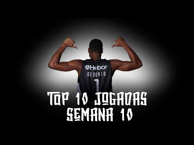 Top10 #NBBCaixa | Semana 10